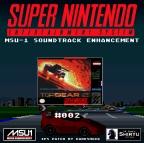 Shiryu Music - MSU-1 Sound Packs MSU1-002-TopGear2